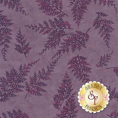 The Potting Shed 6624-16 Violet by Holly Taylor for Moda Fabrics