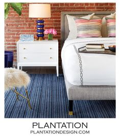 I would extent headboard to be higher. Love the legs PLANTATION | Indie Bed
