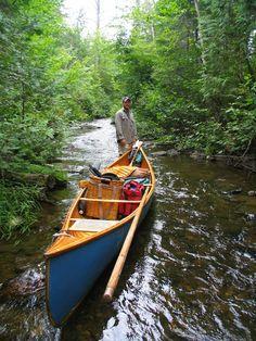 Northwoods Canoe Cam Blog