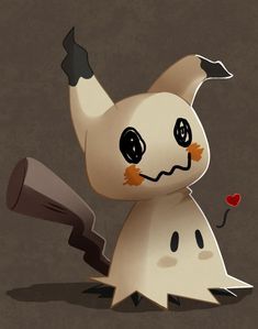 I totally forgot to submit this here Mimikyu Pokemon Go, Ghost Pokemon, Type Pokemon, Pokemon Comics, Anime Comics, Pokemon Images, Pokemon Pictures, Ghost Type, Animation