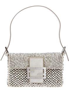 e5a8919112df Fendi  handbag  purse  clutch metal beaded Purses And Handbags