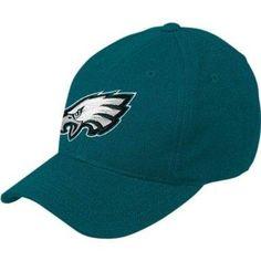 8110c394c81 Free S H NFL Philadelphia Eagles (Green) Structured Adjustable Hat