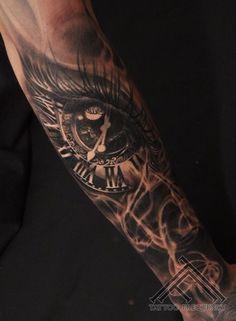 smoke tattoo - Google Search
