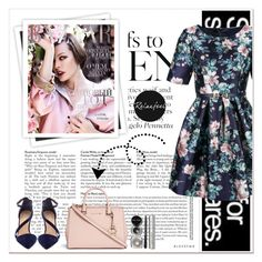 """""""Relaxfeel 2"""" by emina-turic ❤ liked on Polyvore featuring Relaxfeel, Michael Kors, GALA and Bobbi Brown Cosmetics"""