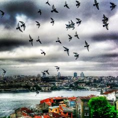 Stunning Istanbul City with so many Faces …