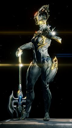 Nyx Prime. Well... looks cool, but not a fan of Nyx...
