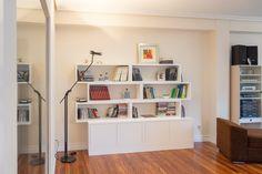 Mueble de Salón Shelving, Bookcase, Home Decor, Shelves, Decoration Home, Room Decor, Shelving Units, Book Shelves, Home Interior Design