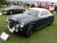 1954 Lancia Aurelia B20 GT Coupe - 2008 Pebble Beach Concours d'Elegance
