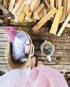 Sauna essentials #landelycka #visitfinland #sibbo #countryside #sauna