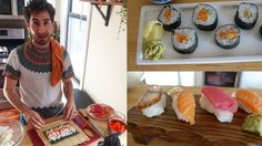 The Ultimate Guide To Sushi Making + Knife Giveaway!!!