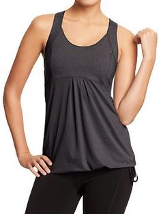 Women's Compression Active Tanks