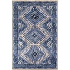 Our Sully Rug is made up of a few bold features: a thick border filled with unique geometric shapes, large-scale design in the center of the rug, and vibrant colors. Perfect for the eclectic, bohemian-inspired, or traditional home (if you're looking for a bit of a kick!)