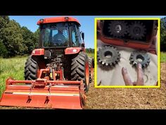Rhino HEAVY Duty Tillers. MUST SEE! (Not click-bait...) - YouTube Tractor Accessories, My Land, Bait, Tractors, Projects To Try, Youtube, Youtubers, Youtube Movies