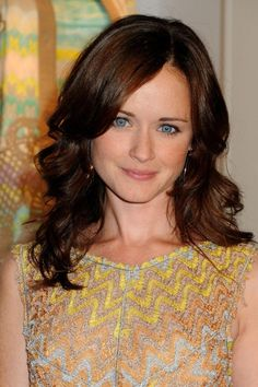 Alexis Bledel from Gilmore Girls and the Sisterhood movies