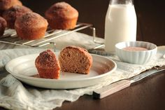Cinnamon Sugar Muffins | Pastry Affair