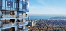 Two Bedroom Apartments For Sale In Sisli, Istanbul