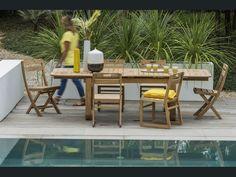 chaise de jardin en polycarbonate paris lux transparent les chaises pinterest - Mobilier De Jardin Leroy Merlin