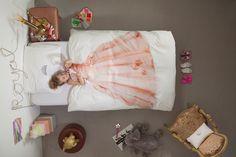 Prinsesse sengetøj