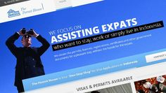 Jakarta's leading visa application experts, The Permit House, launch new website