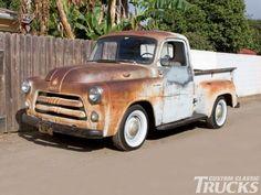 1954 Dodge Job Rated - Custom Classic Trucks Magazine