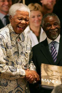Remembering Nelson Mandela, South Africa's first black president
