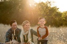One happy family - Redding CA Newborn Photographer - Dani D Photography