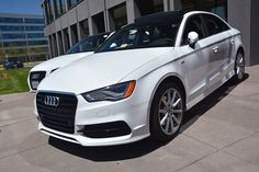 Audi A3 sedan new 2015 | Flickr - Photo Sharing!