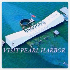 When in Oahu, visit #pearl harbor  This is a must to go see that will stay with you forever....