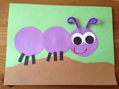 Image result for ants preschool crafts