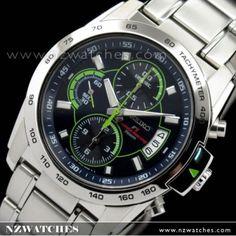 Seiko Men F1 HONDA 100M Chronograph Watch SNDA51P1
