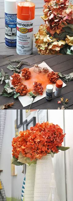 1515 best flower crafts images on pinterest in 2018 paper flowers how to paint fake flowers mightylinksfo