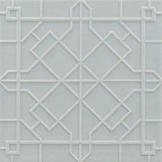One big tile pattern for the lattice panel, 16 tiles of these for the lattice panel or not this pattern at all because it doesn't go with the house?