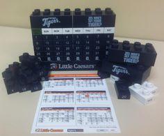 April 8, 2012 Every Kid Every Sunday Giveaway: Building Block Calendar