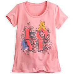 Disney Winnie the Pooh and Pals Tee for Women | Disney Store
