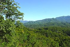 Valley View #2 in Gatlinburg, Tennessee: View of the Smokies
