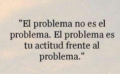 El problema de los problemas.