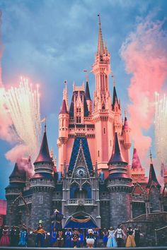 There's no place like Disneyworld in Orlando, Florida! The magic kingdom is the perfect destination for family vacations.
