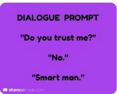 Dialogue writing prompt to kick you off! Book Prompts, Dialogue Prompts, Creative Writing Prompts, Book Writing Tips, Story Prompts, Writing Quotes, Writing Help, Dialogue Writing, Writing Ideas