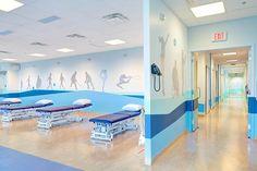 Toronto Sick Kids Hospital- Physio
