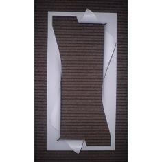 CORNICE design FERRO BATTUTO per Specchio o Foto con o senza LED . Realizzazioni Personalizzate . 849