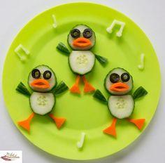 Fun Dancing Ducks