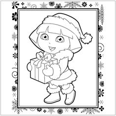 christmas coloring pages paw patrol