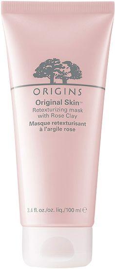 e4e13f128100 Origins Original Skin Retexturizing Mask with Rose Clay 100 ml.