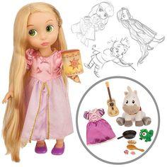 Rapunzel Deluxe Gift Set