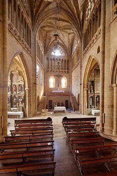 Basque Country, Gipuzkoa, Getaria, San Salvador Church © Inaki Caperochipi Photography