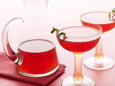 Pomegranate Cosmos Recipe   Ina Garten   Food Network