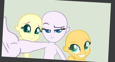 EQG Base: But First... Let Us Take a Groupie! by Meg-Pony on deviantART