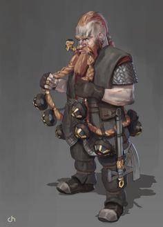 Explosives Dwarf                                                                                                                                                                                 More