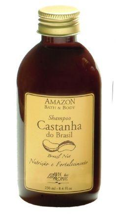 condicionador castanha do brasil - Pesquisa Google