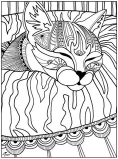 Cat-a-Doodles: Adult Coloring Book                                                                                                                                                     More